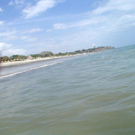Royal Decameron Golf, Beach Resort & Villas : a view from the ocean