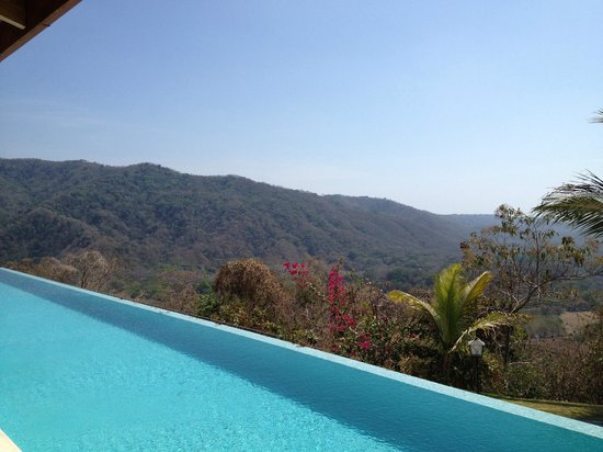 Finca Austria: The infinity pool
