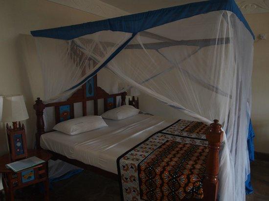 Jumbo Watamu : camera da letto