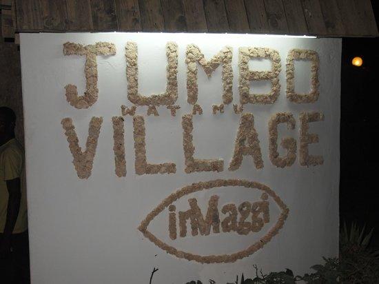 Jumbo Watamu: ingresso