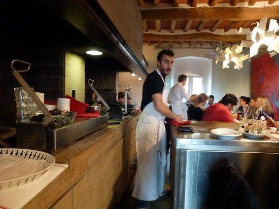 Mac Dario : The grill