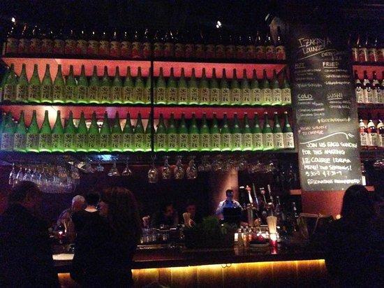 Ozumo : Bar