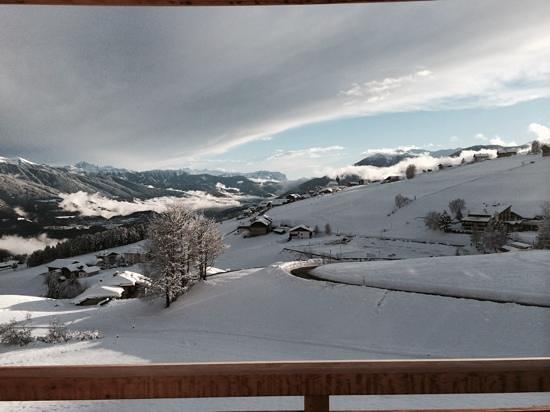 Hotel Gitschberg: Blick auf die Dolomiten