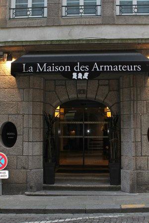 La Maison des Armateurs : hôtel