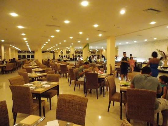 Sauipe Resorts: Restarurante Sauípe Park