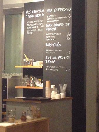 Kozy Salon Urbain: Kozy Café