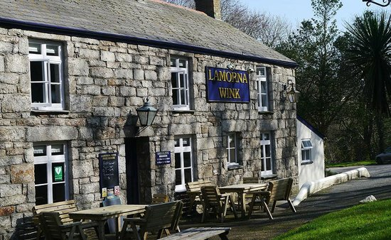 Lamorna Wink Pub and Restaurant