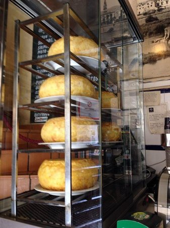 Bar Santos : Tortillonas
