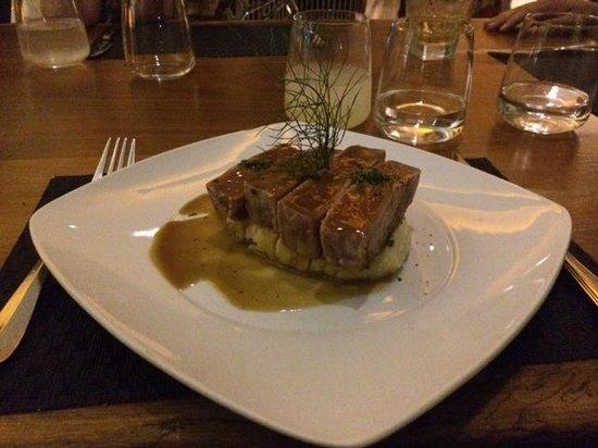 Oh Lala!: Butter Soy Tuna Steak