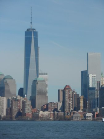 Gray Line New York Sightseeing: Returning to Manhattan