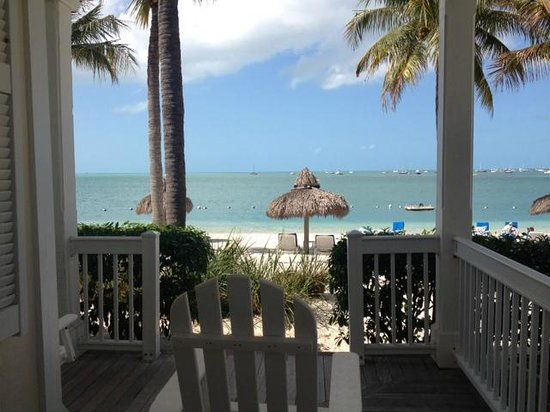 Sunset Key Cottages: View from ocean front cottage