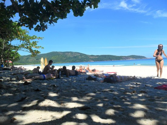 Lopes Mendes Beach : playa