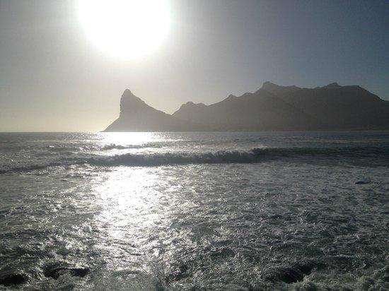 Tintswalo Atlantic: Beautiful sunset view