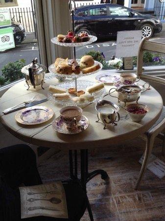 Brighton Marina House Hotel : Afternoon Tea