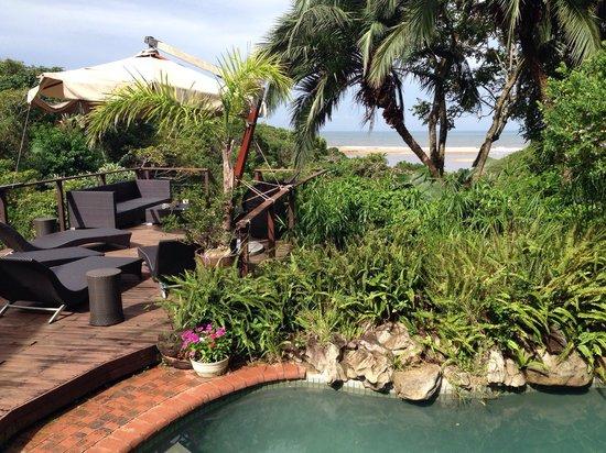 Dubells Beach House: Wunderschöner Ausblick vom Zimmer