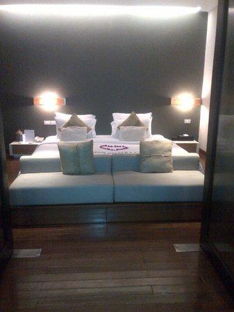 The Sea Koh Samui Boutique Resort & Residences: Very nice BedRoom