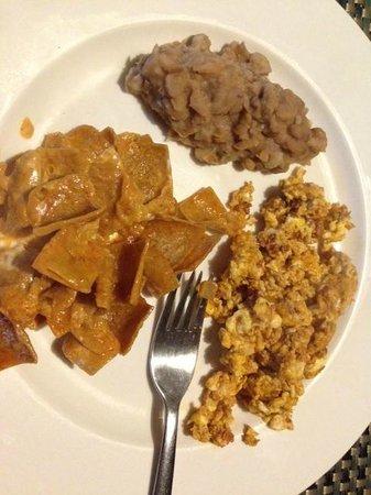كازا إنسيناريس: DELICIOUS breakfast