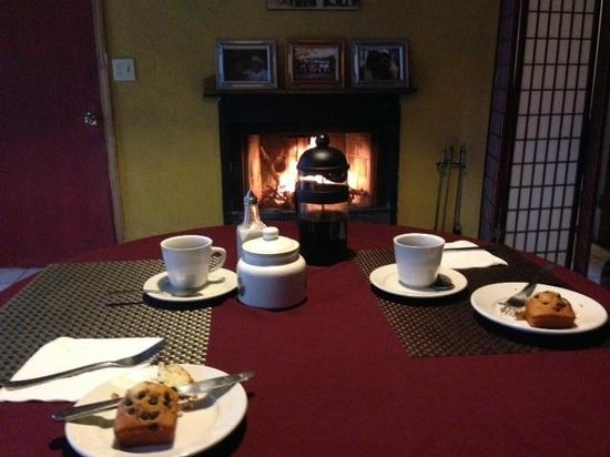 Casa Encinares Bed and Breakfast: The beginning to a perfect day