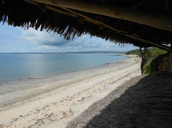 Mkoma Bay Tented Lodge: Your private beach