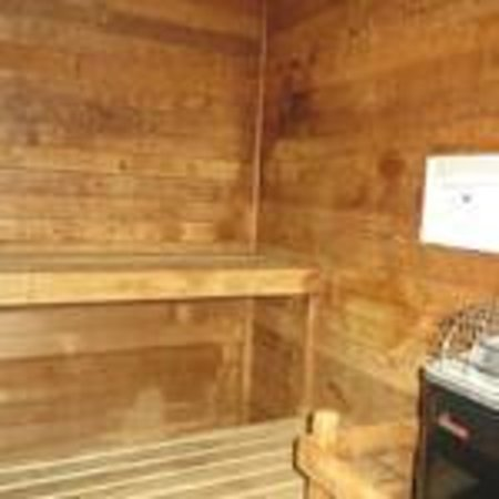 Voyageur Inn and Conference Center: Sauna