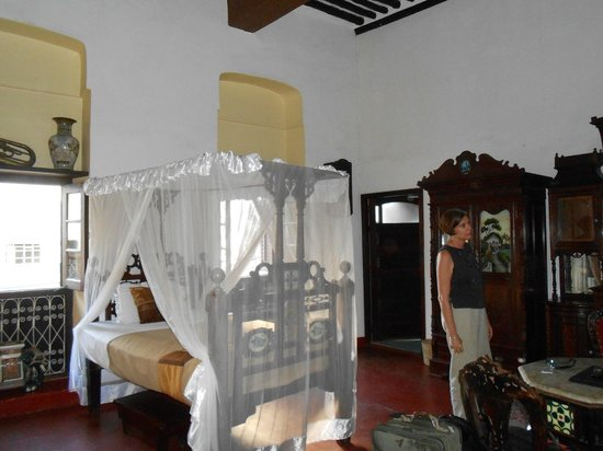 Dhow Palace Hotel : Sleep like a pasha