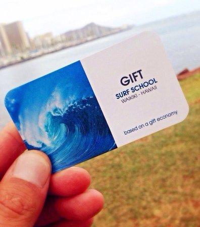 Gift Surf School