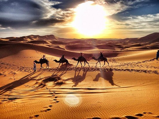 Ecomusee Berbere: Fes Desert Tours