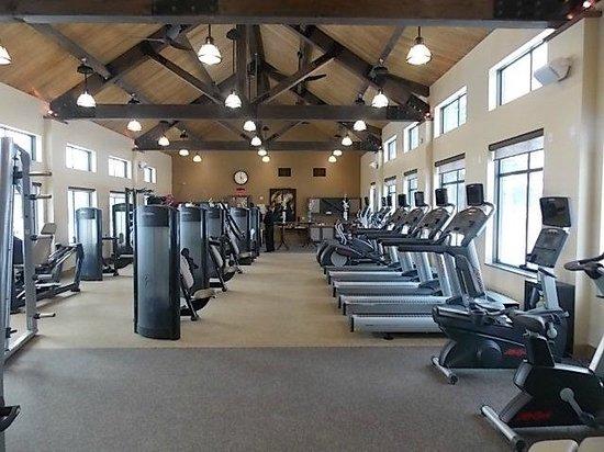 Fairway Suites at Peek n Peak: Fitness