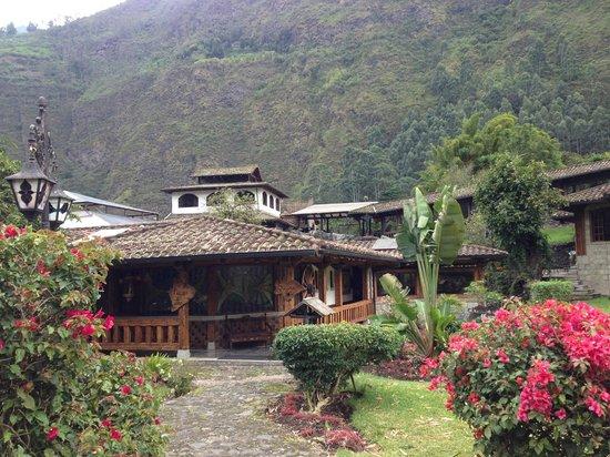 Samari Spa Resort: Áreas del resort