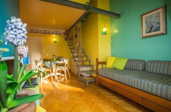 Casa Pariolina: Garden suite