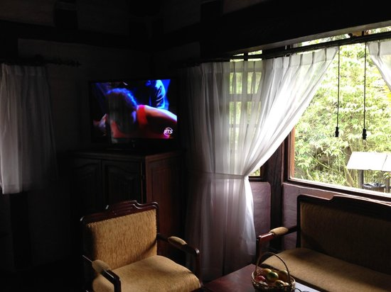 Samari Spa Resort: Habitación