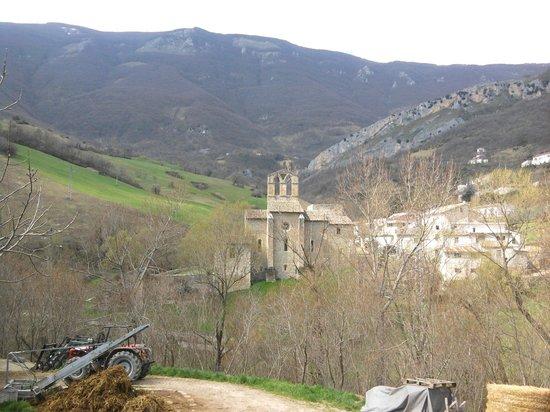 Carpineto della Nora, Italia: L'abside