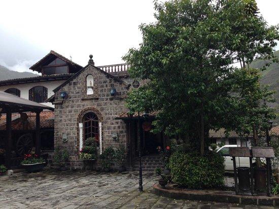 Samari Spa Resort: Foto de fachada de recepción
