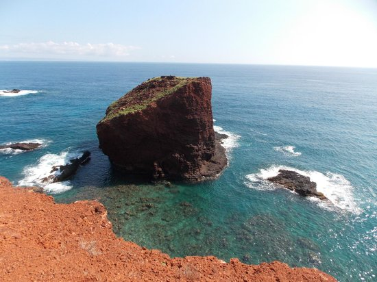 Lanai, HI: Look at the colors!