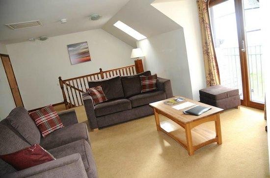 Moness Resort : Living room