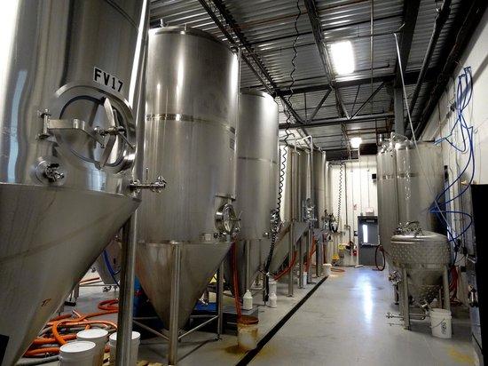 Weyerbacher Brewing Company: Vats?