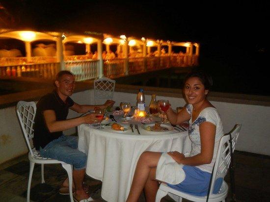 Le Domaine de La Reserve: Notre Repas de mariage :D