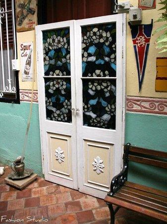 Casa 1932: Room 2 (Entrance)