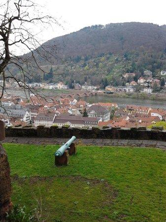 Schloss Heidelberg: centro storico