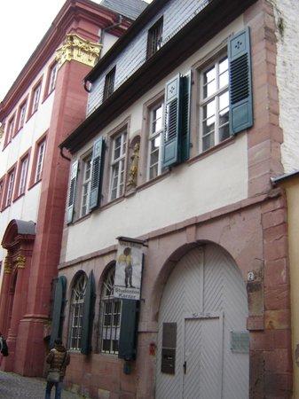Schloss Heidelberg: Studenten Karzer