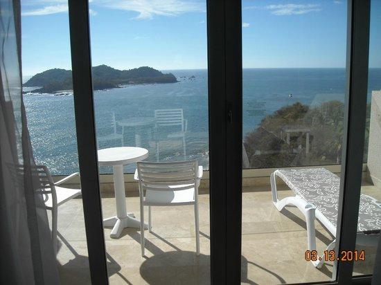 Azul Ixtapa Grand Spa & Convention Center: Room with a View