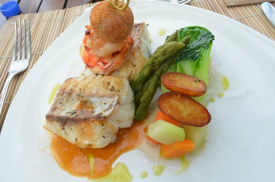 Canonnier Beachcomber Golf Resort & Spa : The Main Course