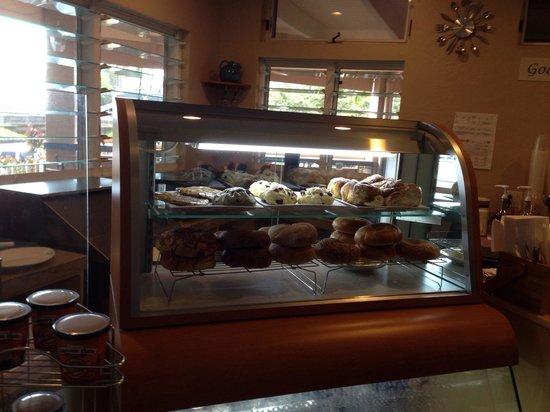 Splash Cafe: Fresh pastries
