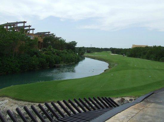 El Camaleon Mayakoba Golf Club: Hole #