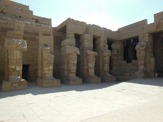 Templo de Luxor: луксор