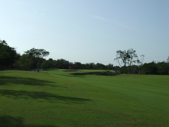 El Camaleon Mayakoba Golf Club: hole #