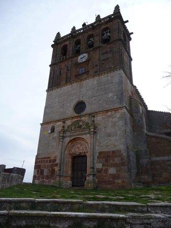 Cinco Lunas: Iglesia de la Natividad