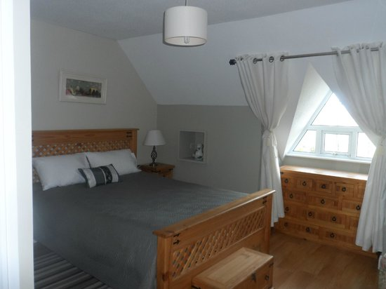 Burtonstown House B&B: Bedroom