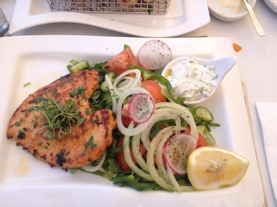 Karatello Restaurant: Grilled Chicken Breasts