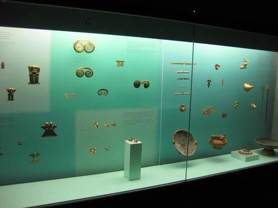 Museo del Oro Zenu : Las colecciones